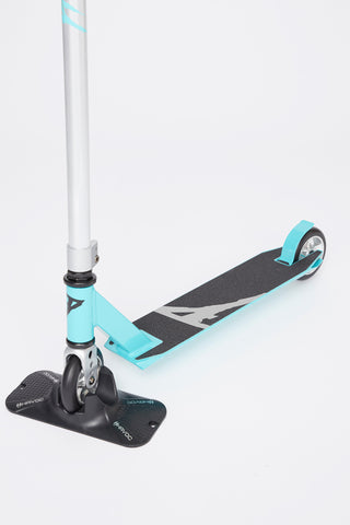 Pivot Teal Silver Scooter