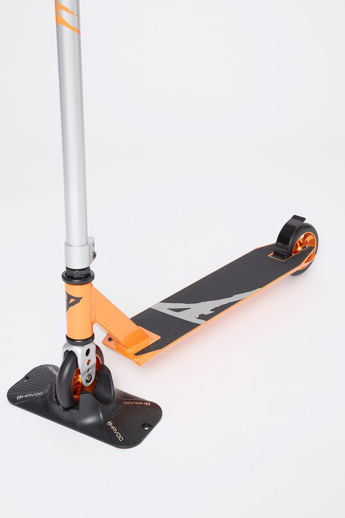 Pivot Orange Scooter