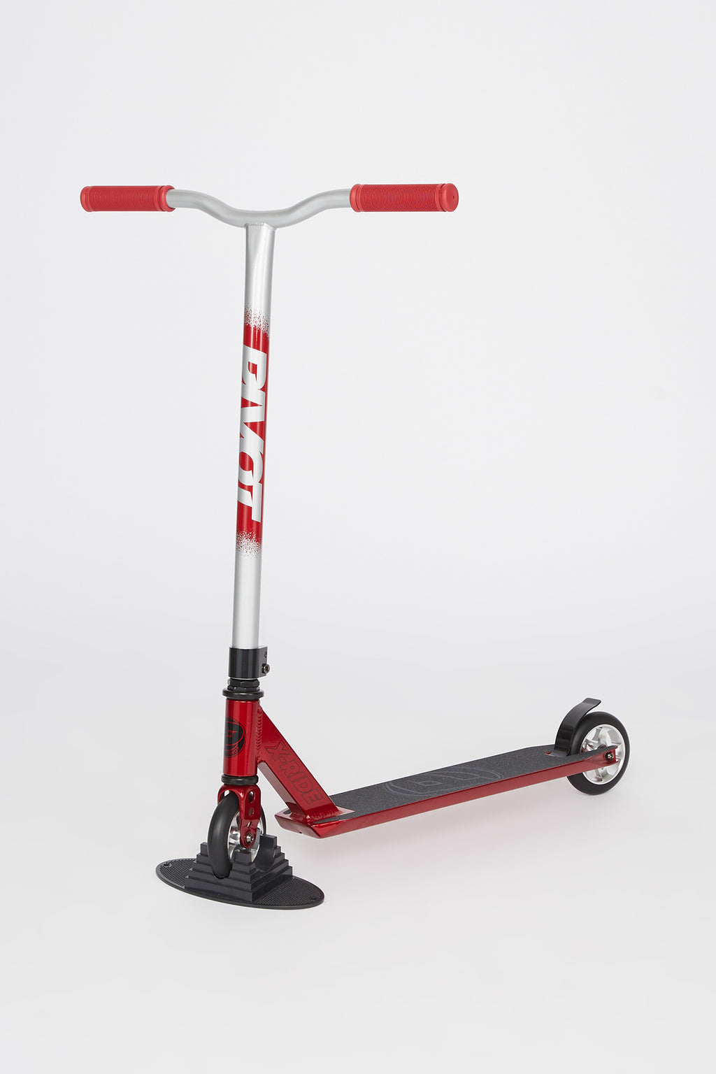 Pivot X-Ride Red & Black Scooter