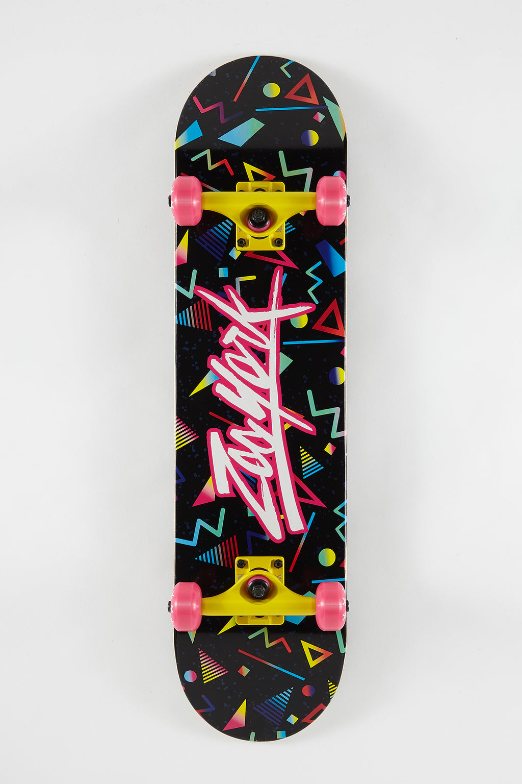 Zoo York Nineties Graphic Skateboard 7.75""