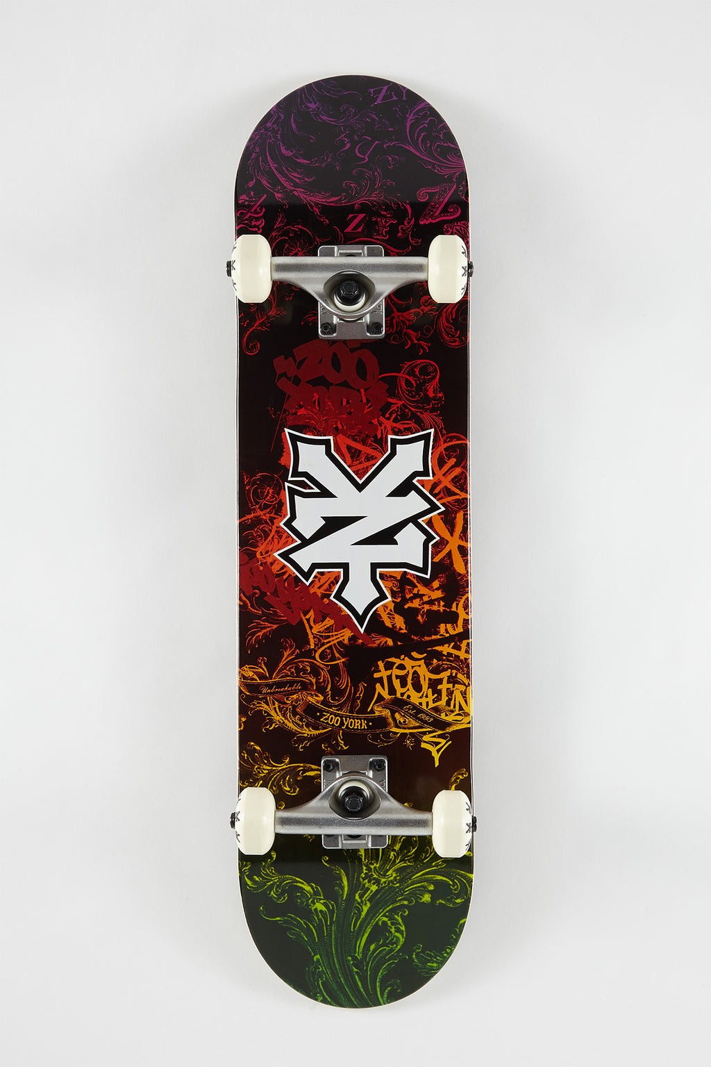 Zoo York Drama Skateboard 7.75""