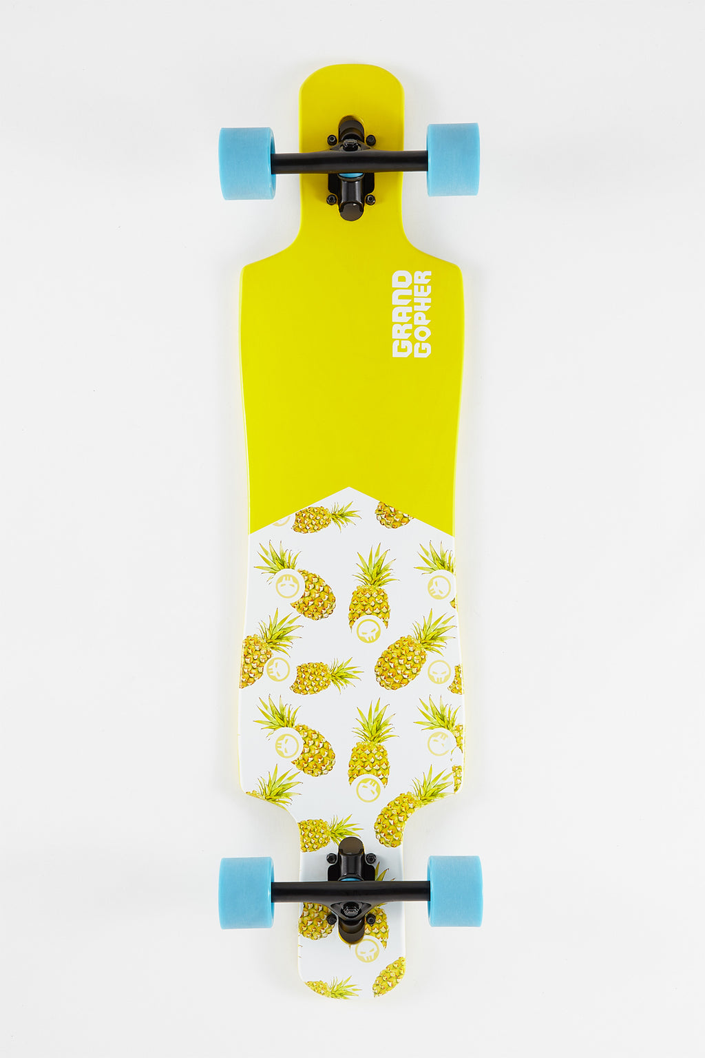 Grand Gopher Pineapple Longboard - 42""