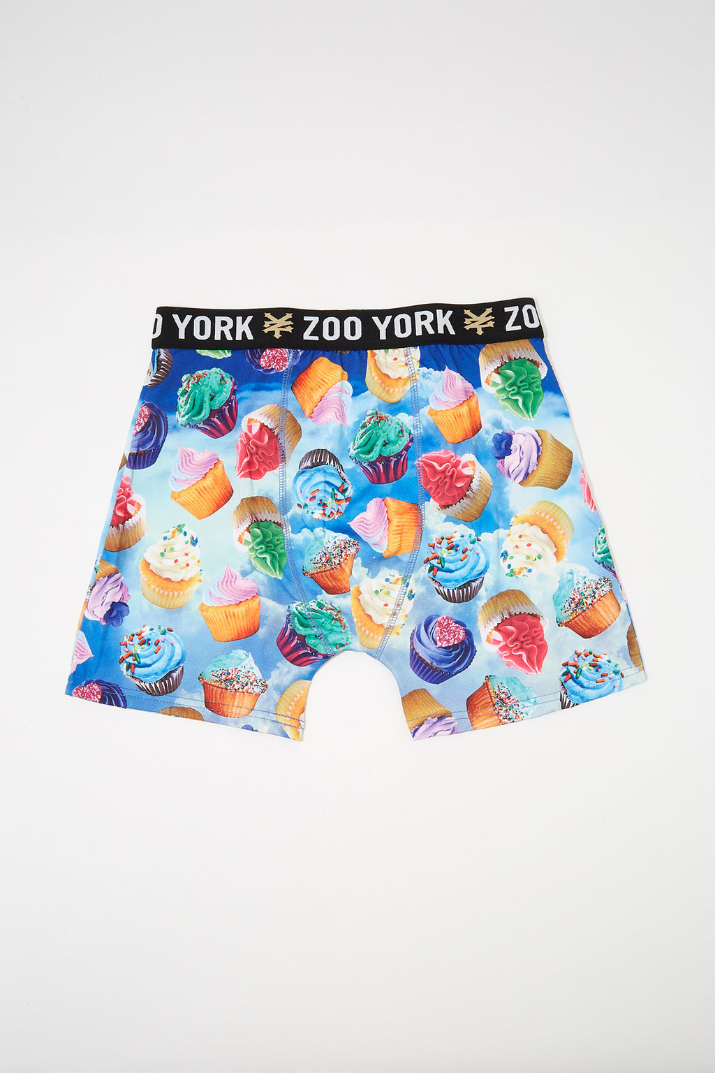 Zoo York Mens Cupcake Boxer Brief