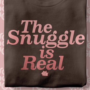 Snuggle is Real // Unisex Tank Top