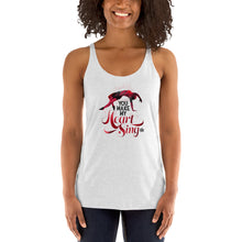 Wild Thing Heart Sing // Women's Racerback Tank