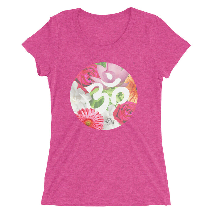 Flower Power // Women's Short Sleeve T-shirt