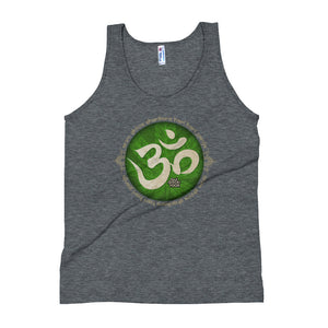 Canna-Yoga Aum // Men's Tank Top