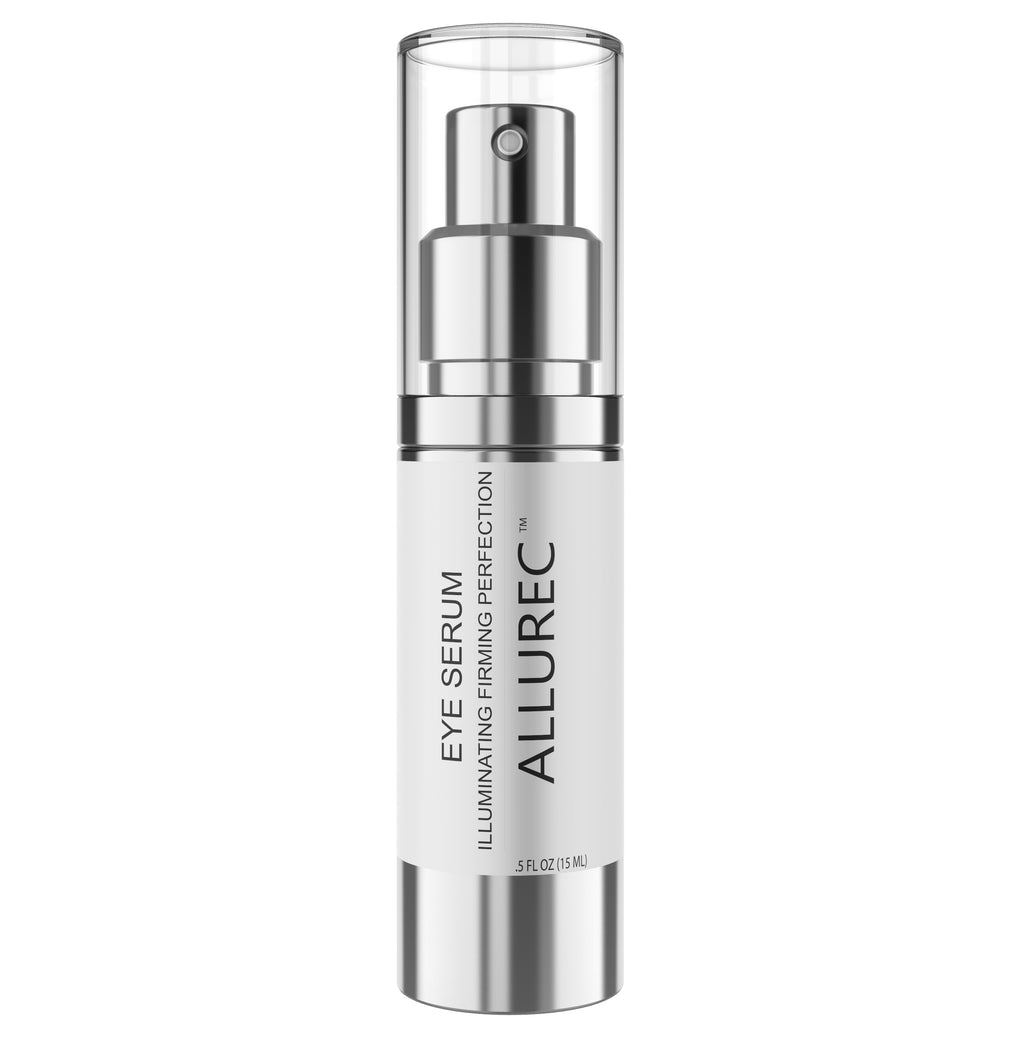 ALLUREC™ EYE SERUM: ILLUMINATING FIRMING PERFECTION.