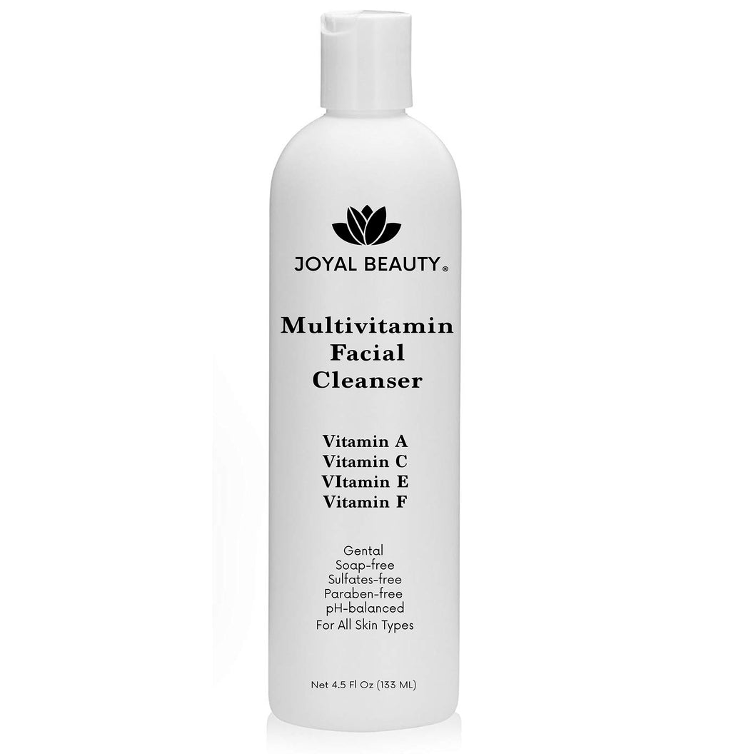 Multivitamin Facial Cleanser Makeup Remover