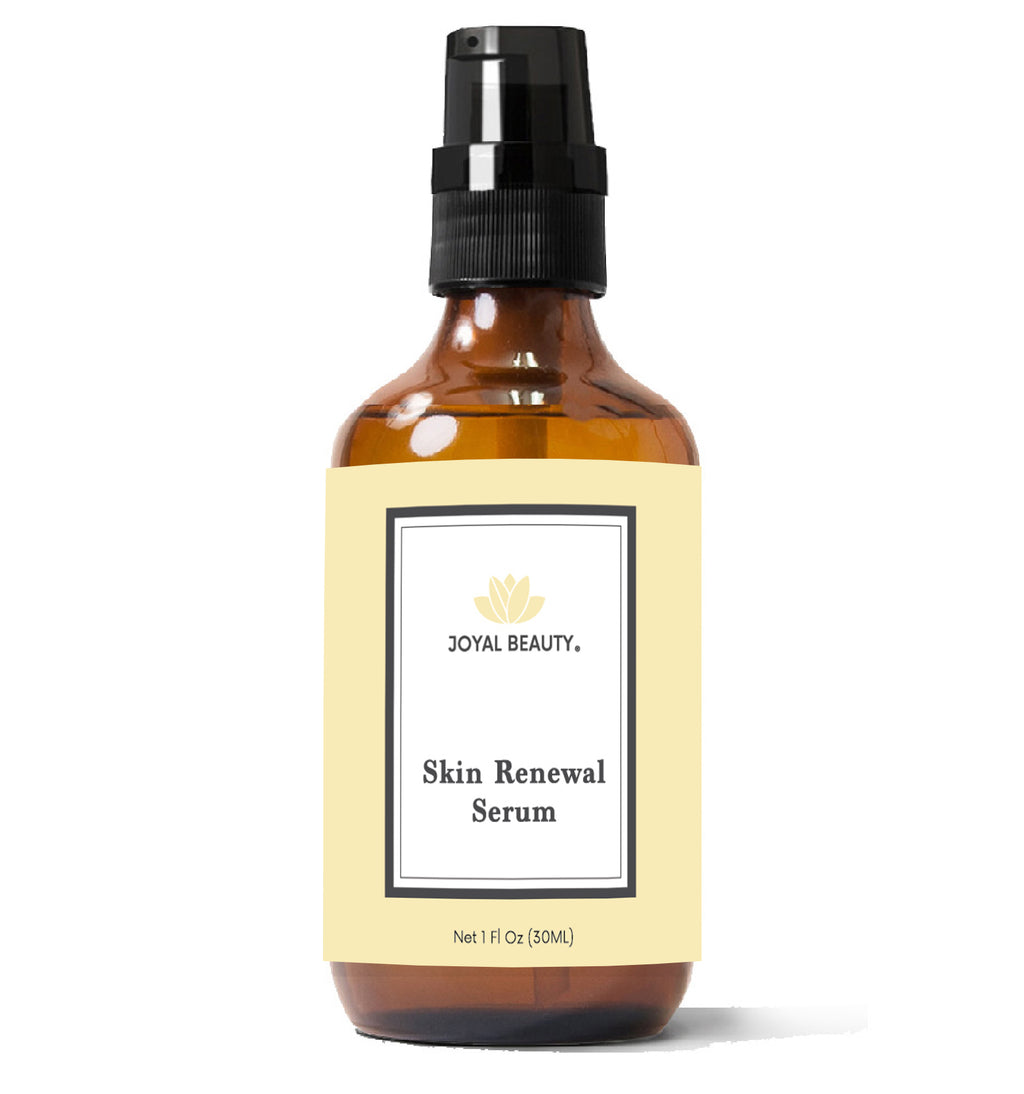 Organic Skin Renewal Serum for Face Skin Eyes. Best Intensive Firming Renewing Resurfacing Solution to Get Your Baby Soft Skin