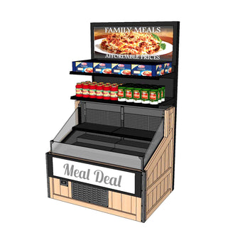 Meal Deal Refrigerated Orchard Bin