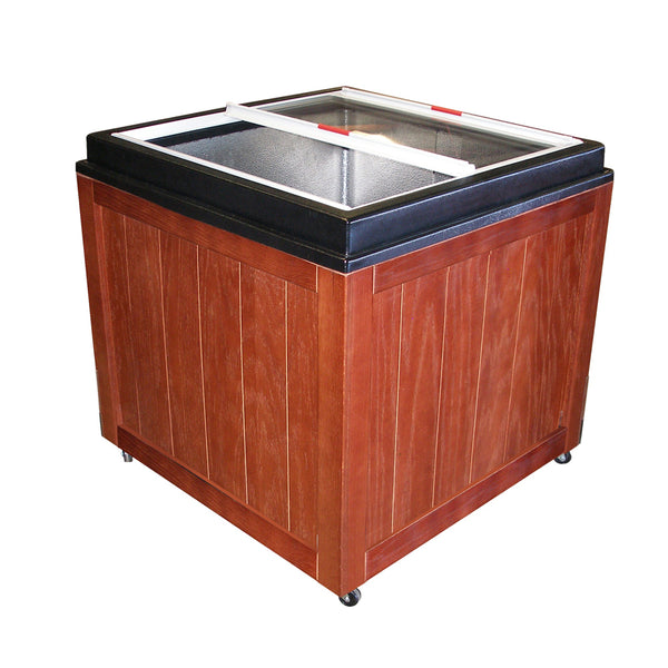 Dual Temperature Merchandisers.6 sizes available