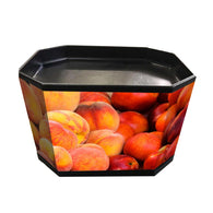 Plastic Orchard Bin with Artwork