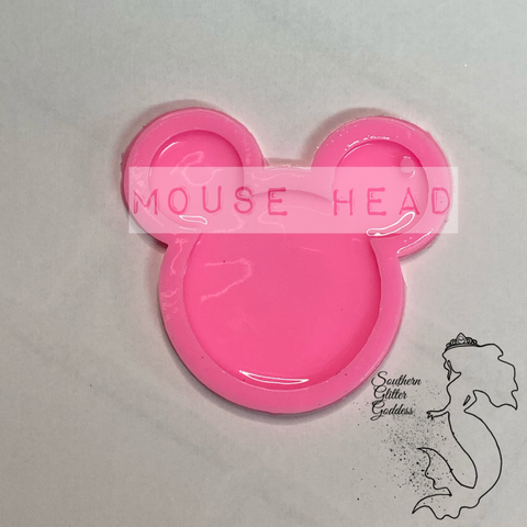 Mouse Head - Mold