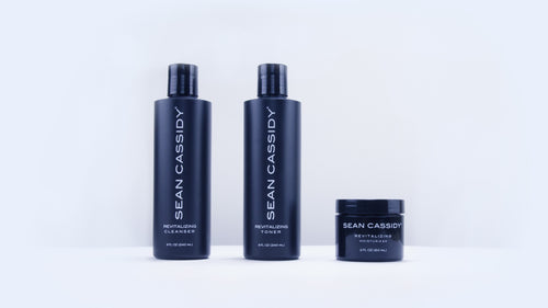 Sean Cassidy Revitalizing System + Lavender Bar