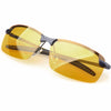 Men's Sunglasses Polarized Driving Sun Glasses, Yellow Lens Night Vision Driving Glasses Goggles Reduce Glare