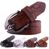 1PC Mens Casual Waistband Leather Automatic Buckle Belt Fashion Male Waist Strap Belts