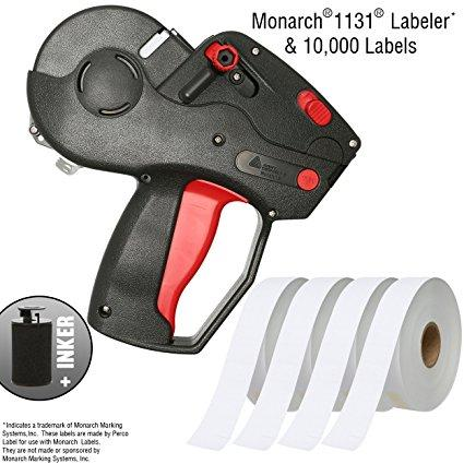 1131 Gun & 10,000 White Labels