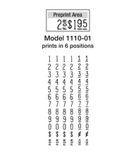 MONARCH 1110 Price Label Gun
