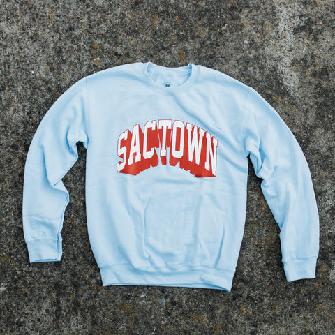 Limited Edition TPOS SACTOWN CREWNECK