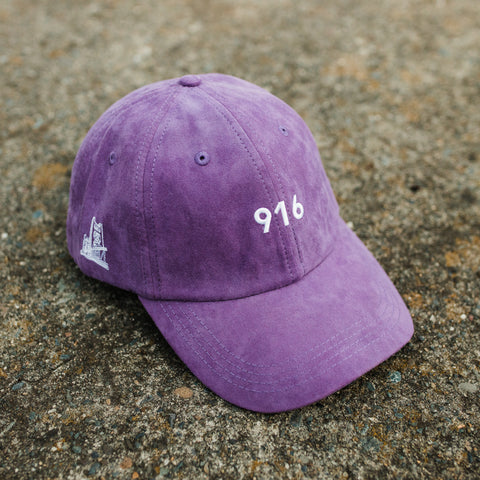 Signature TPOS 916 Hat-PURPLE