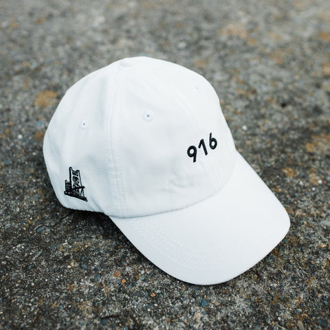 Signature TPOS 916 Hat WHITE
