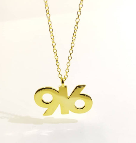TPOS 916 Necklace - GOLD