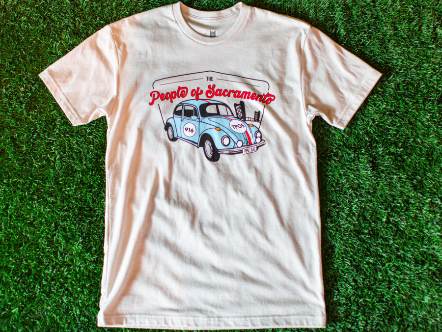 LIMITED EDITION: TPOS VW TEE