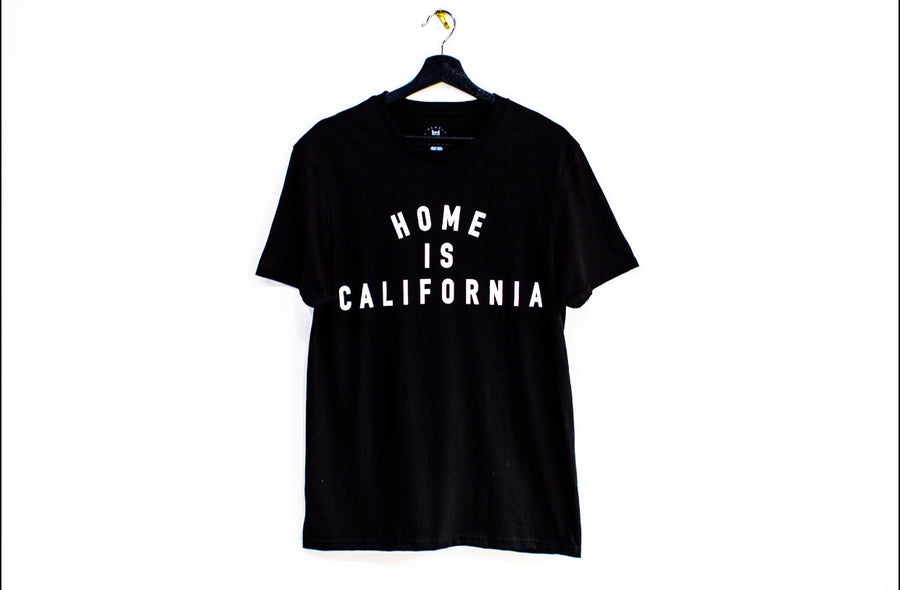 TPOC Edition: Home is California- Black T-Shirt