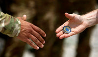 The History Behind Challenge Coin Tradition