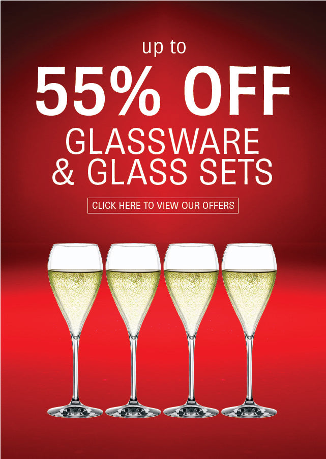The Minimax Black Friday Glassware and Glass Sets