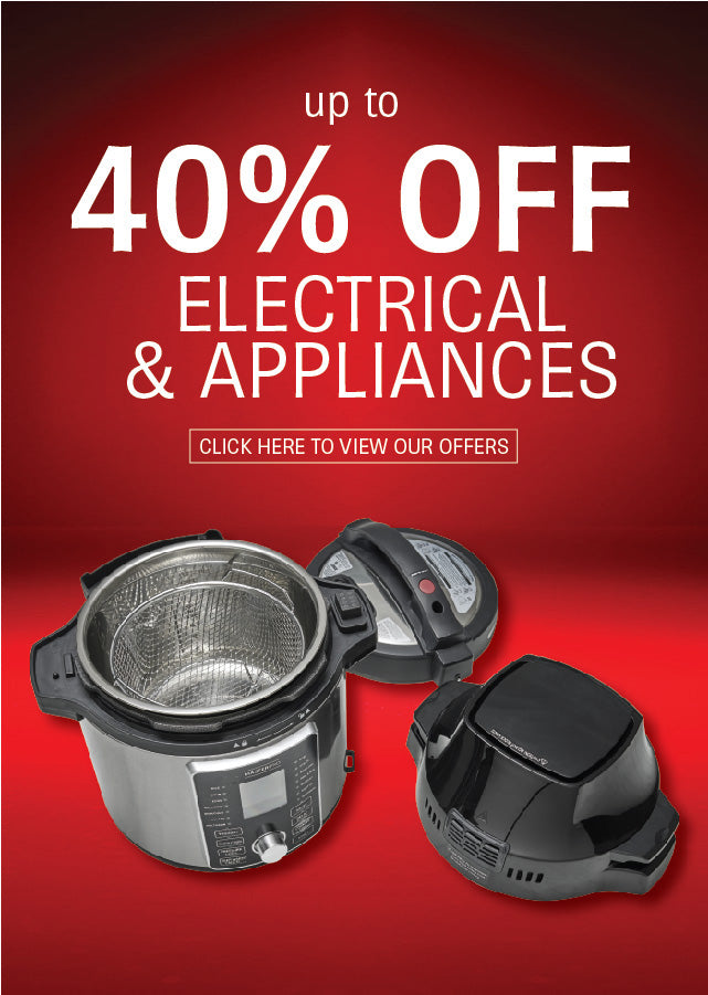 The Minimax Black Friday Electrical & Appliances