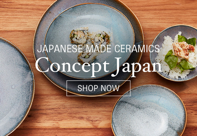 Concept Japan Dinnerware from Minimax