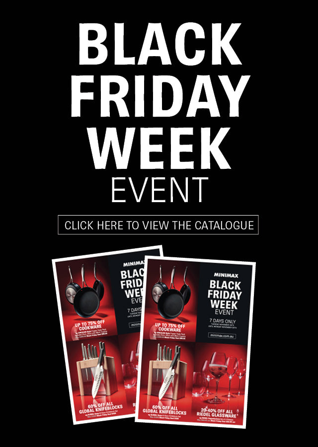 The Minimax Black Friday Week Event