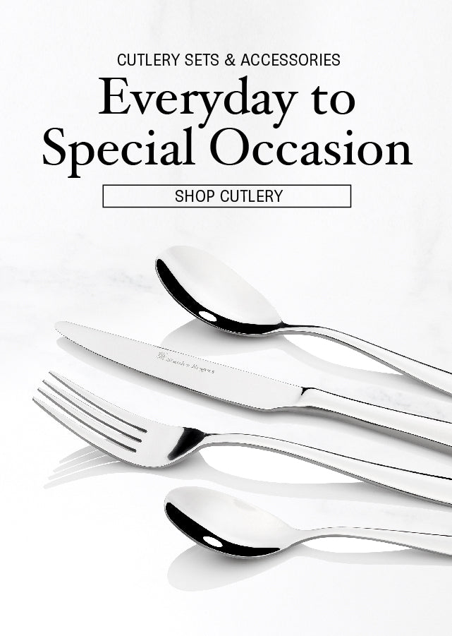 Cutlery Set Banners