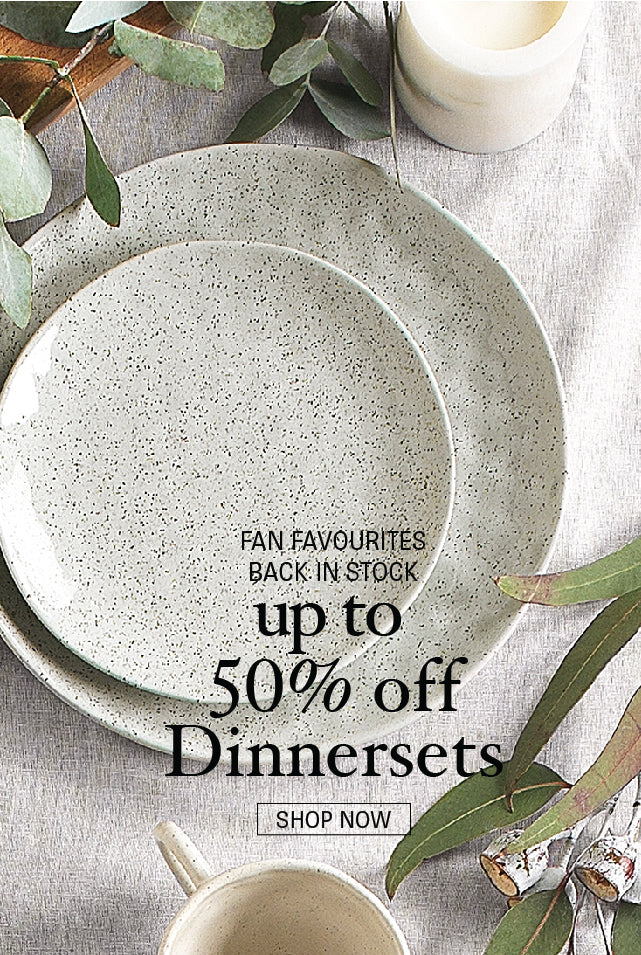 Save on Dinner Sets from Minimax