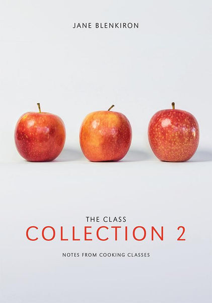 The Class Collection 2, Notes from Cooking Classes