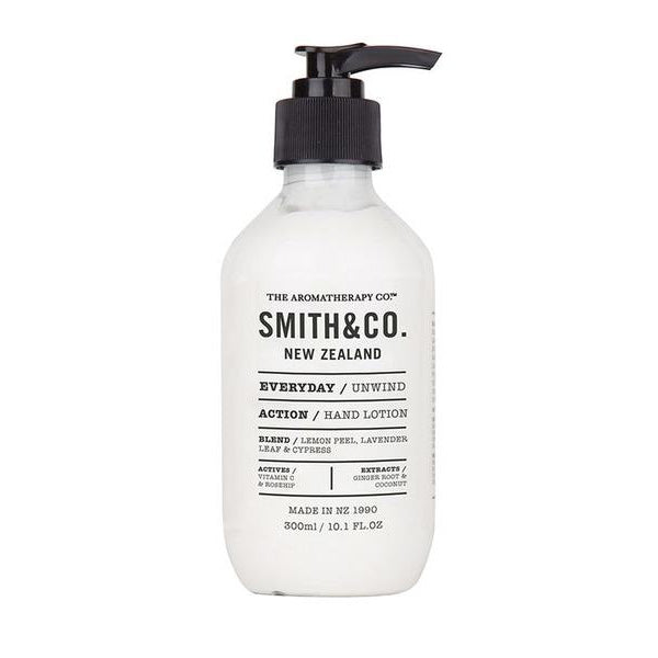 300ml Unwind Hand Lotion