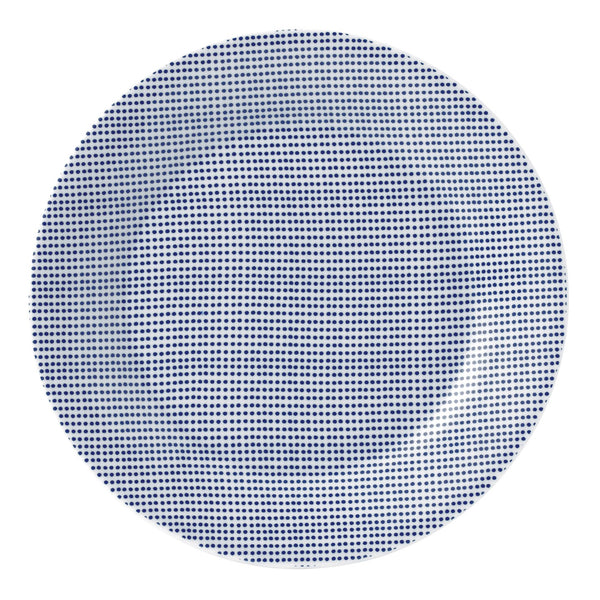 Pacific Dots Plate 23.5cm