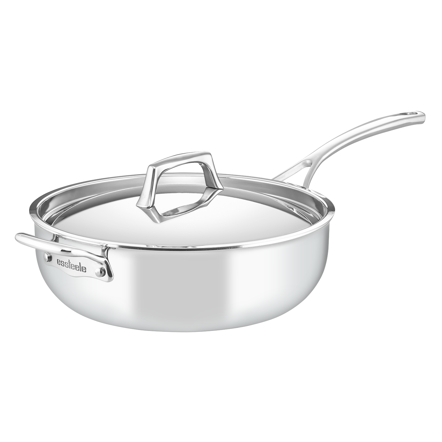 Per Sempre 28cm Covered Chefs Pan