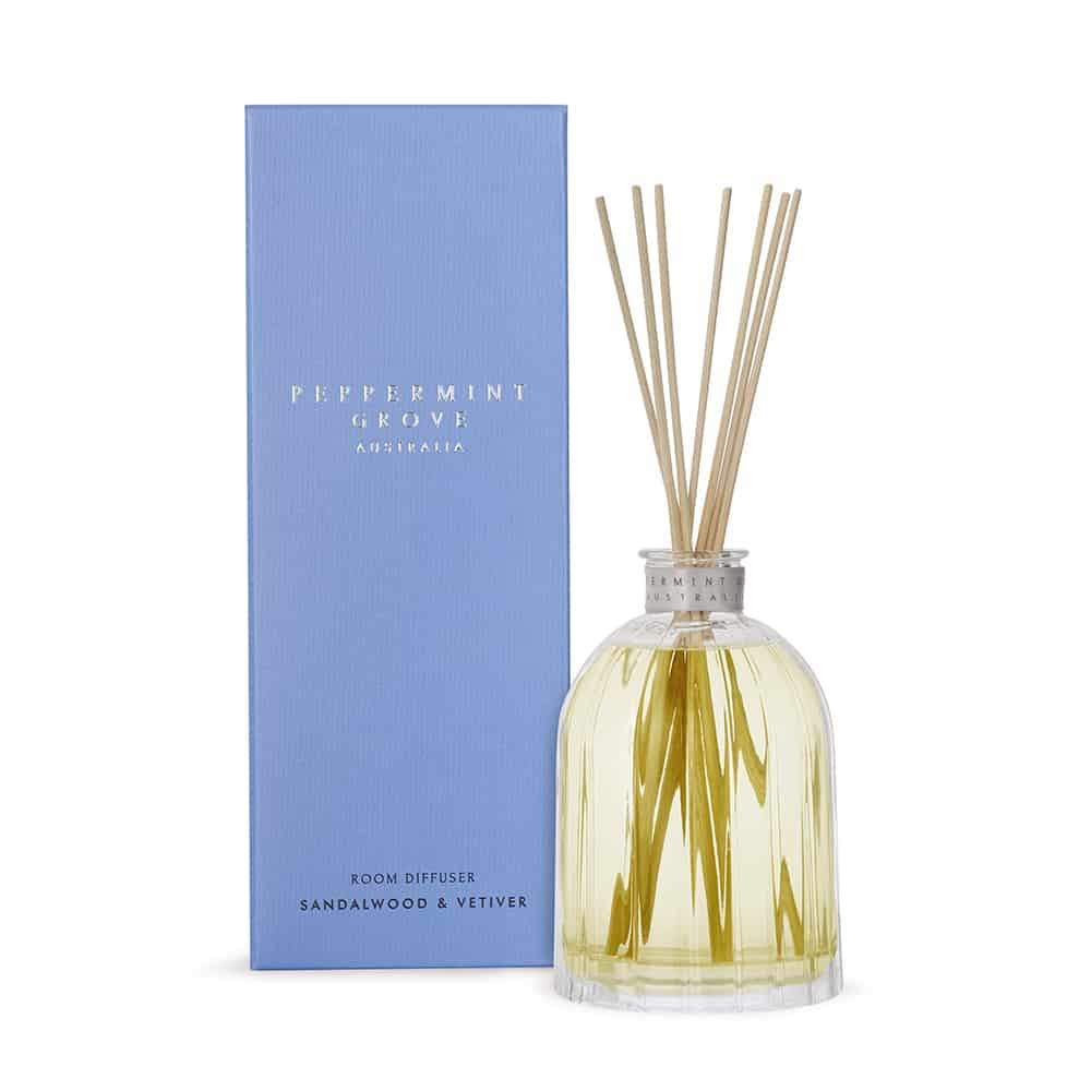 350mL Sandalwood & Vetiver Diffuser - Minimax