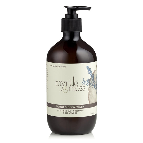 500ml Lavender Hand and Body Wash - Minimax