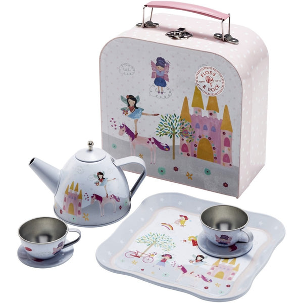 7 Piece Fairy Unicorn Tea Set - Minimax
