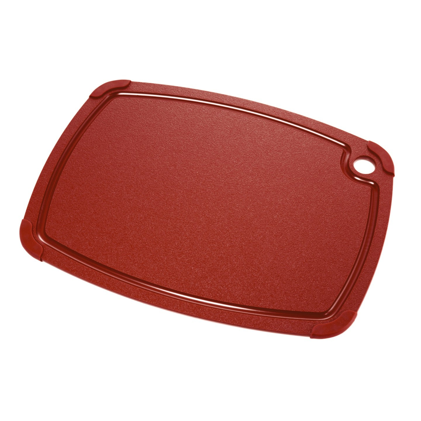 Red Recycled Polycarbonate Cutting Board