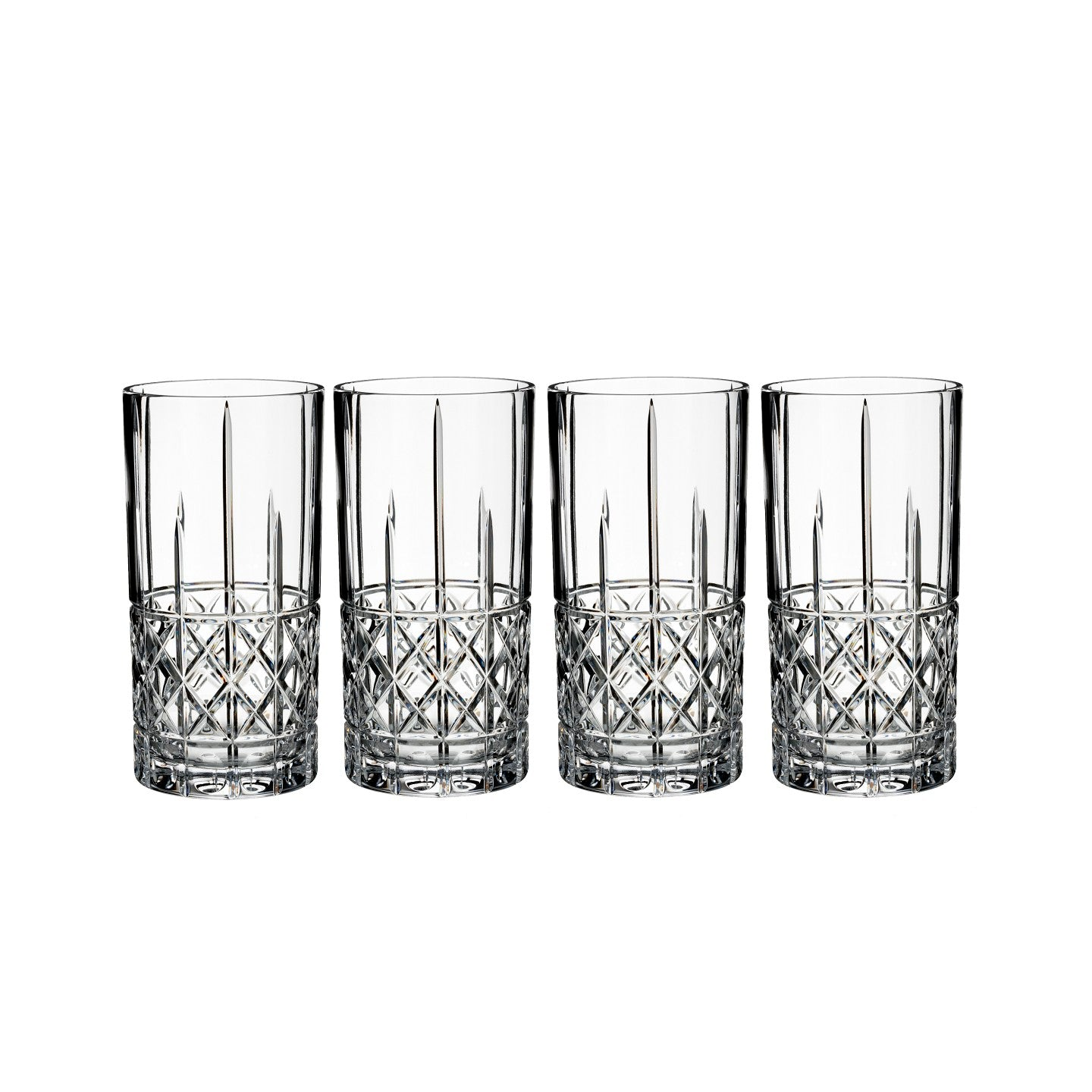 Marquis by Waterford Brady Hi Ball Set of 4