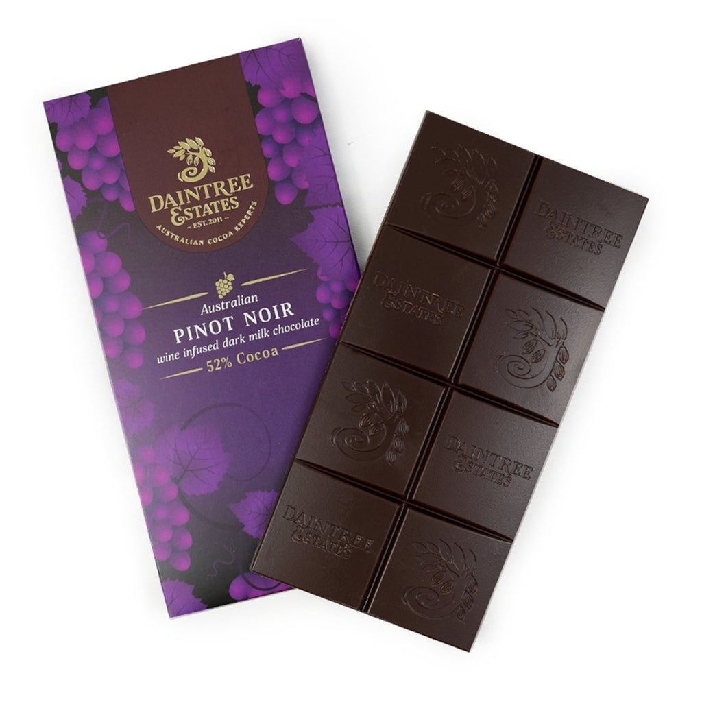 80g Pinot Noir Infused Chocolate - Minimax