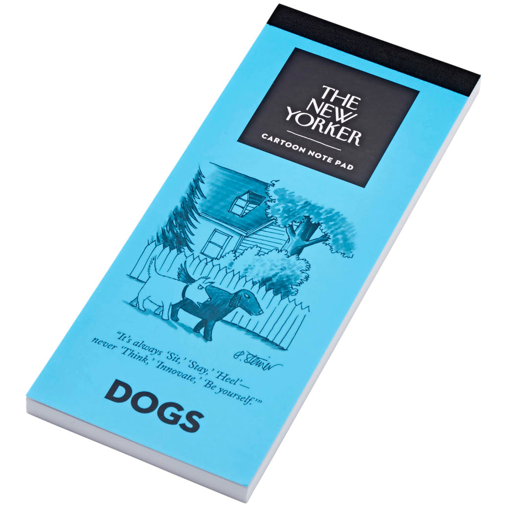 Dog Notepad