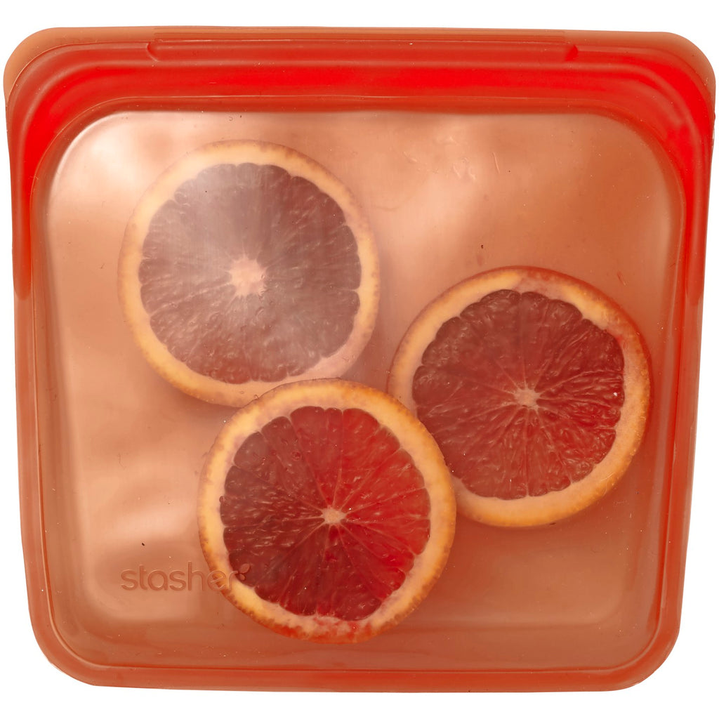 Citrus Sandwich Bag