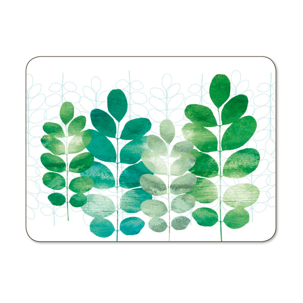 Nature Large 43cm x 29cm Set of 2 Placemats