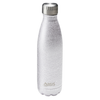 Shimmer Stainless Steel 500ml Silver Drink Bottle